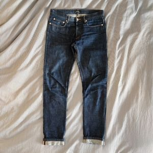 A.P.C. Petit New Standard Raw Selvedge Jeans